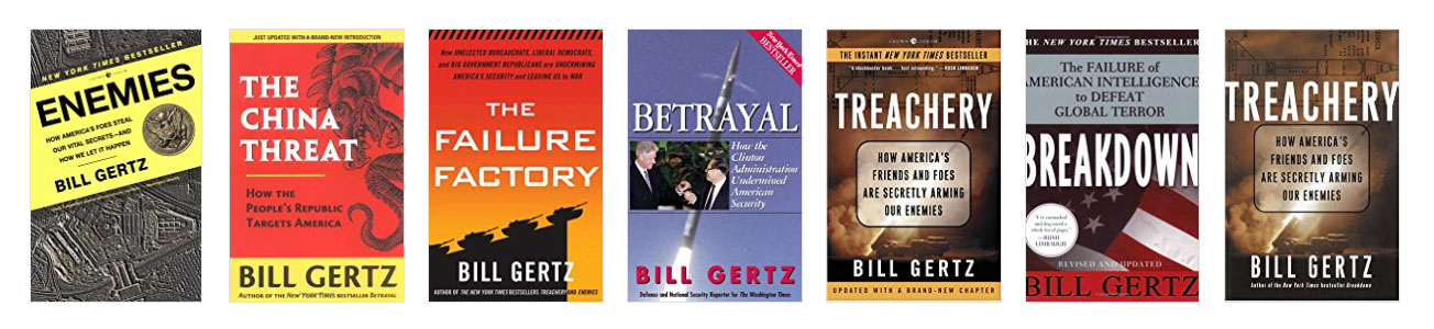 Other Books By Bill Gertz